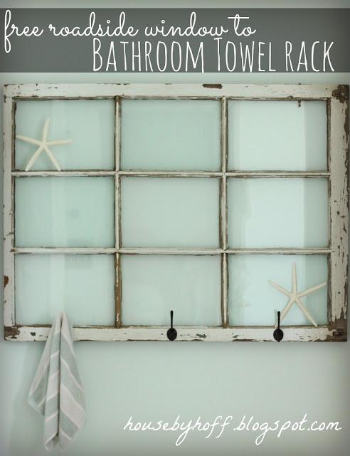 diy-bathroom-ideas-towel-rack