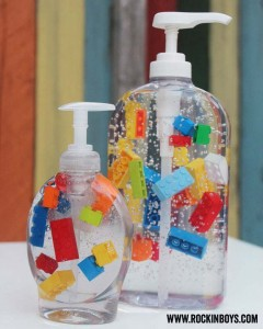 Fun Crafts For Kids | Cute DIY Home Decor Ideas | DIY Soap Dispenser With  Legos