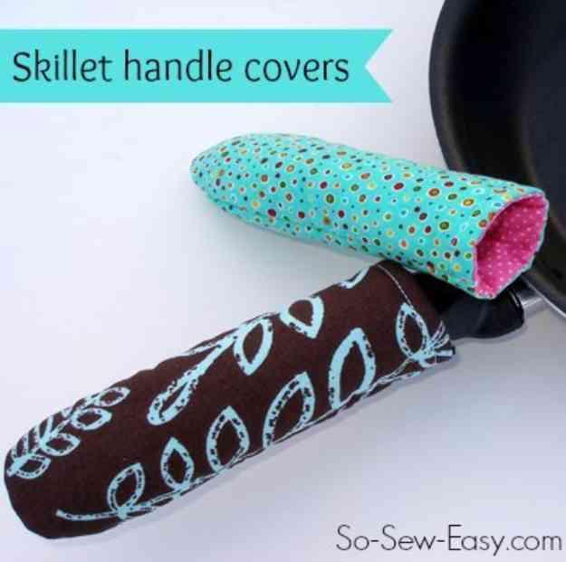 Sewing Patterns For Free Diy Skillet Handle Cover At Http Diyjoy
