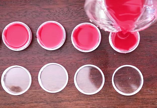 Easy DIY Beauty Hacks | Natural Homemade EOS Lip Balm | DIY Projects & Crafts by DIY JOY at http://diyjoy.com/diy-eos-lip-balm-recipe