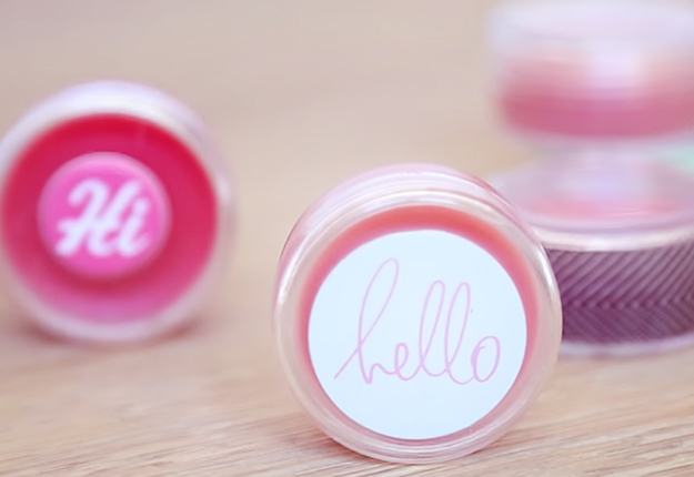 Natural DIY Beauty Products   Homemade EOS Lip Balm   DIY Projects & Crafts by DIY JOY at http://diyjoy.com/diy-eos-lip-balm-recipe