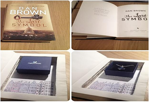 Diy Hollow Book Safe