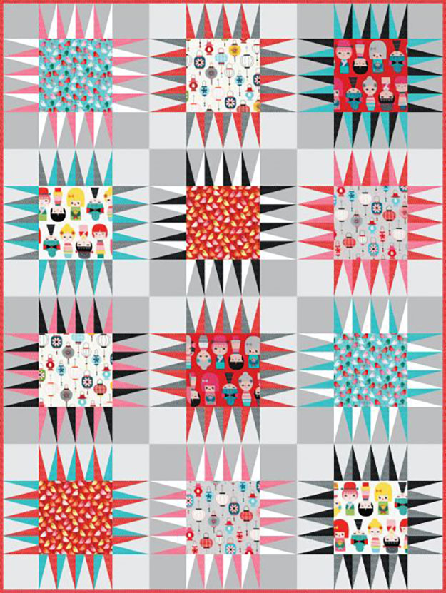 You'll Love These 18 Free & Easy Quilt Patterns - Page 2 of 3 ... : unique quilt patterns - Adamdwight.com