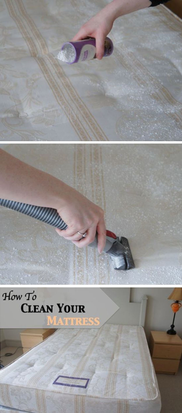 Superb Easy Bedroom Cleaning Hacks | How To Clean Your Matress | DIY Projects U0026  Crafts By