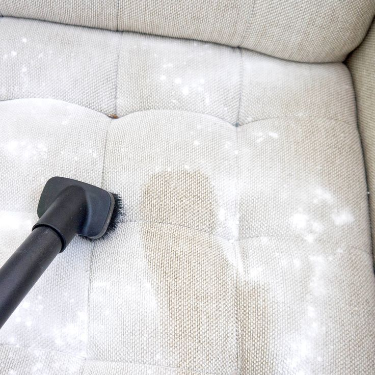 Fast DIY Cleaning Hacks for the Home | How to Clean a Fabric Couch | DIY Projects & Crafts by DIY JOY at http://diyjoy.com/cleaning-tips-life-hacks