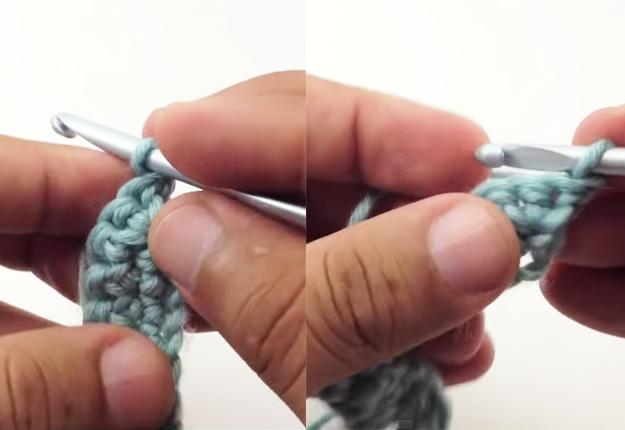 DIY Projects & Crafts by DIY JOY at http://diyjoy.com/how-to-crochet-chevron-crochet-pattern | super easy crochet ideas