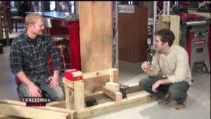 Outdoor Storage – DIY Firewood Rack