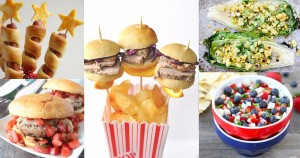 Best 4th of July Recipes for DIY Entertaining Ideasat http://diyjoy.com/best-4th-of-july-recipes-ideas