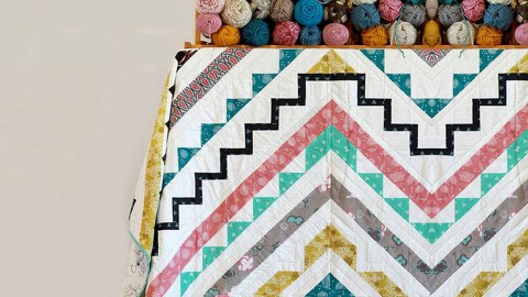 You'll Love These 18 Free & Easy Quilt Patterns | DIY Joy Projects and Crafts Ideas
