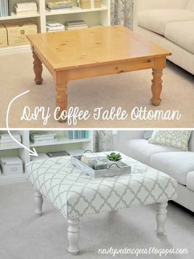 Exceptionnel 16 DIY Coffee Table Projects