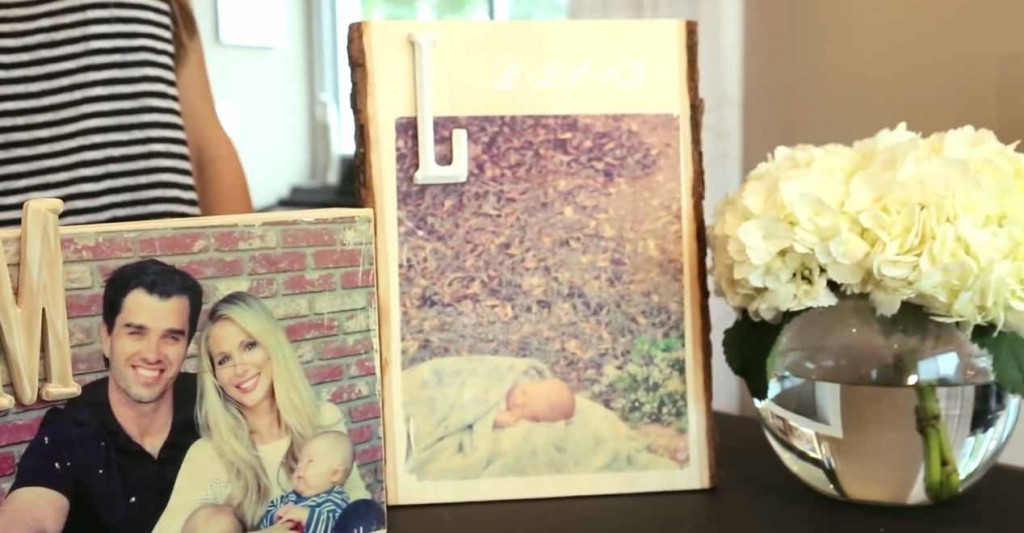 Cool Crafts for Teens | DIY Country Home Decor | Mod Podge Photo Transfer | DIY Projects and Crafts from DIY JOY #diy #crafts
