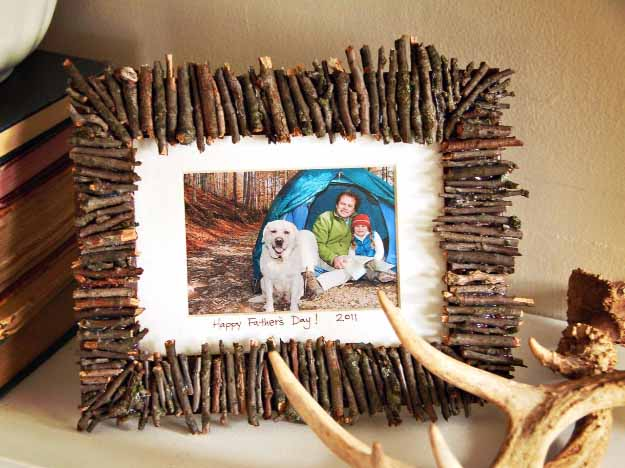 Upcycling Ideas | DIY Picture Frame Designs #diy #crafts