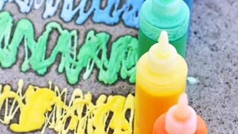21 DIY Paint Recipes To Make For the Kids   DIY Joy Projects and Crafts Ideas