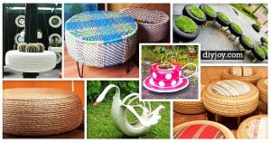 http://diyjoy.com/upcycling-diy-ideas-old-tires