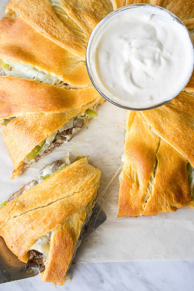DIY Party Food Ideas | Crescent Roll Recipe Ideas for a Crowd | DIY Projects & Crafts by DIY JOY #appetizers #partyfood #recipes