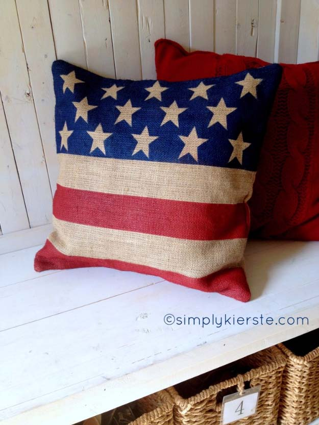 American Flag Inspired Diy Projects To Show Your Patriotic