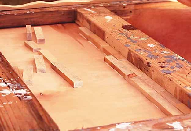 Easy Pallet Project Ideas   DIY Outdoor Furniture Tutorials   DIY Rustic Cooler Box   DIY Projects & Crafts by DIY JOY at http://diyjoy.com/diy-pallet-furniture-ideas-rustic-cooler-box