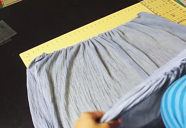 Easy Sewing Tutorials for Women | DIY Clothes Ideas for Beginners | How to Make a Maxi Skirt | DIY Projects & Crafts by DIY JOY at http://diyjoy.com/diy-fashion-how-to-make-a-maxi-skirt