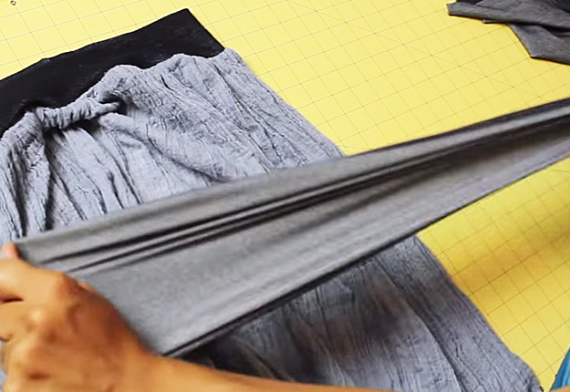 Easy Sewing Patterns for Beginners | DIY Clothes for Women | How to Make a Maxi Skirt | DIY Projects & Crafts by DIY JOY at http://diyjoy.com/diy-fashion-how-to-make-a-maxi-skirt
