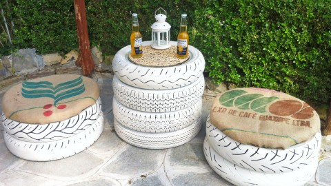 Put Those Old Tires To Use With These 25 Upcycling Tricks | DIY Joy Projects and Crafts Ideas
