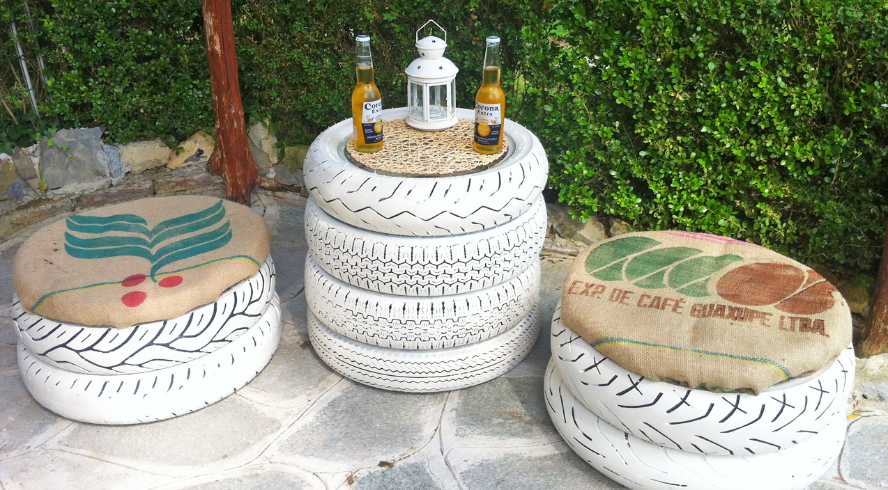 Put those old tires to use with these 25 upcycling tricks solutioingenieria Images