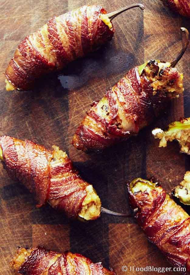 Best Grilling Recipe Ideas | Vegetarian Side Dish DIY Recipe | Stuffed Jalapeno Recipe | DIY Projects & Crafts by DIY JOY at http://diyjoy.com/grilling-recipes-diy-bbq-ideas