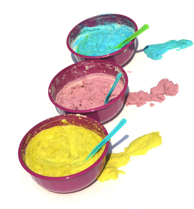 Easy Crafts for Kids to Make   DIY Puffy Sand Paint   DIY Projects & Crafts by DIY JOY at http://diyjoy.com/pinterest-crafts-for-kids-diy-paint