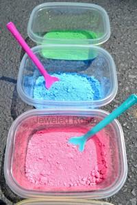 Homemade Powder Paint Diy Joy