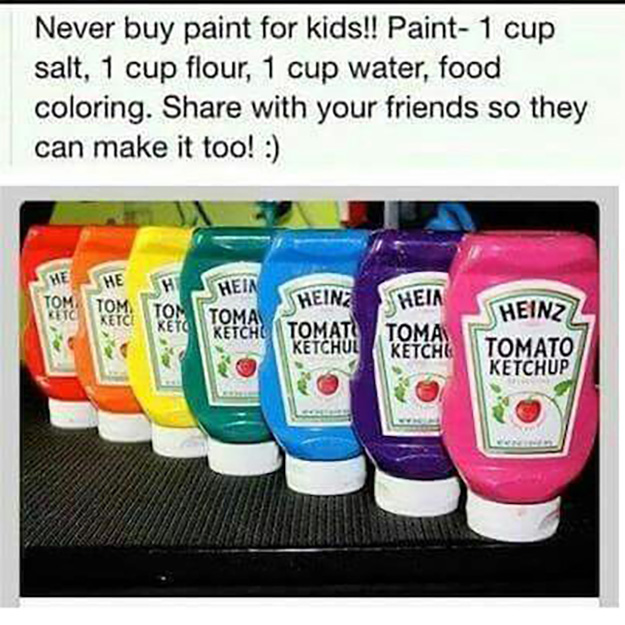 Simple Craft Ideas for Kids to Make   DIY Paint for Art Projects Cheap Outdoor Crafts for Kids to Make   DIY Mud Paint   DIY Projects & Crafts by DIY JOY at http://diyjoy.com/pinterest-crafts-for-kids-diy-paint