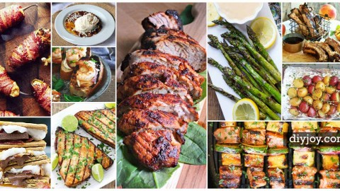 50 Best Grilling Recipes for Your Next BBQ | DIY Joy Projects and Crafts Ideas