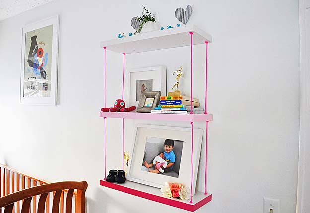 home diy shelves for bedroom decor diy projects crafts by diy