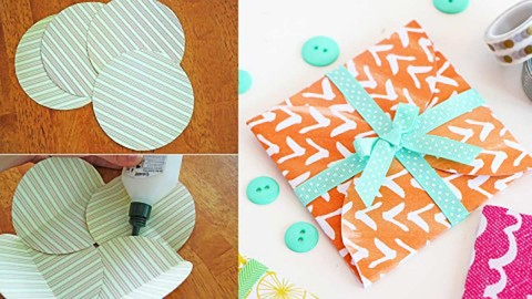 Make Your Own Envelopes Using this Unexpected Household Item | DIY Joy Projects and Crafts Ideas