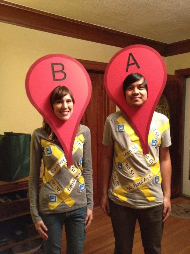 36 Last Minute DIY Halloween Costumes - DIY Joy