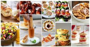 49 Best DIY Party Food Ideas