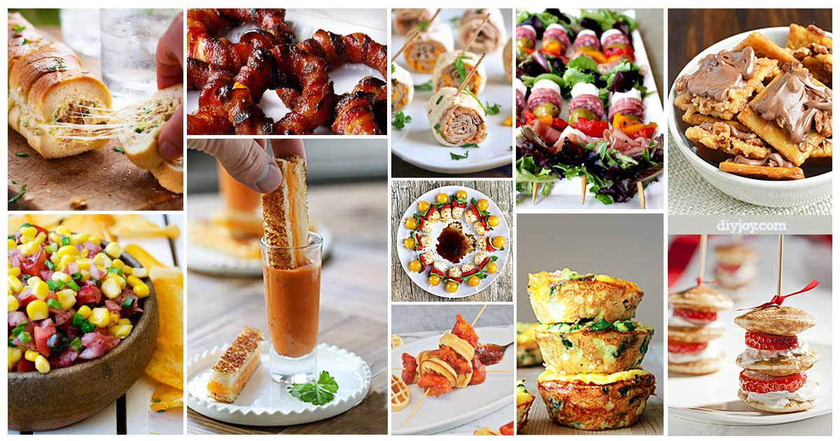 49 best diy party food ideas forumfinder