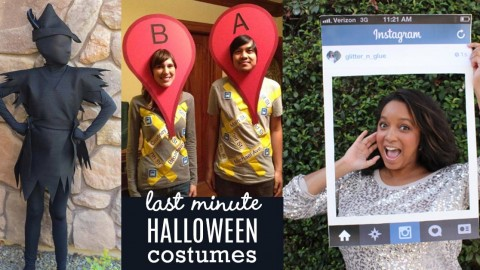 36 Last Minute DIY Halloween Costumes | DIY Joy Projects and Crafts Ideas