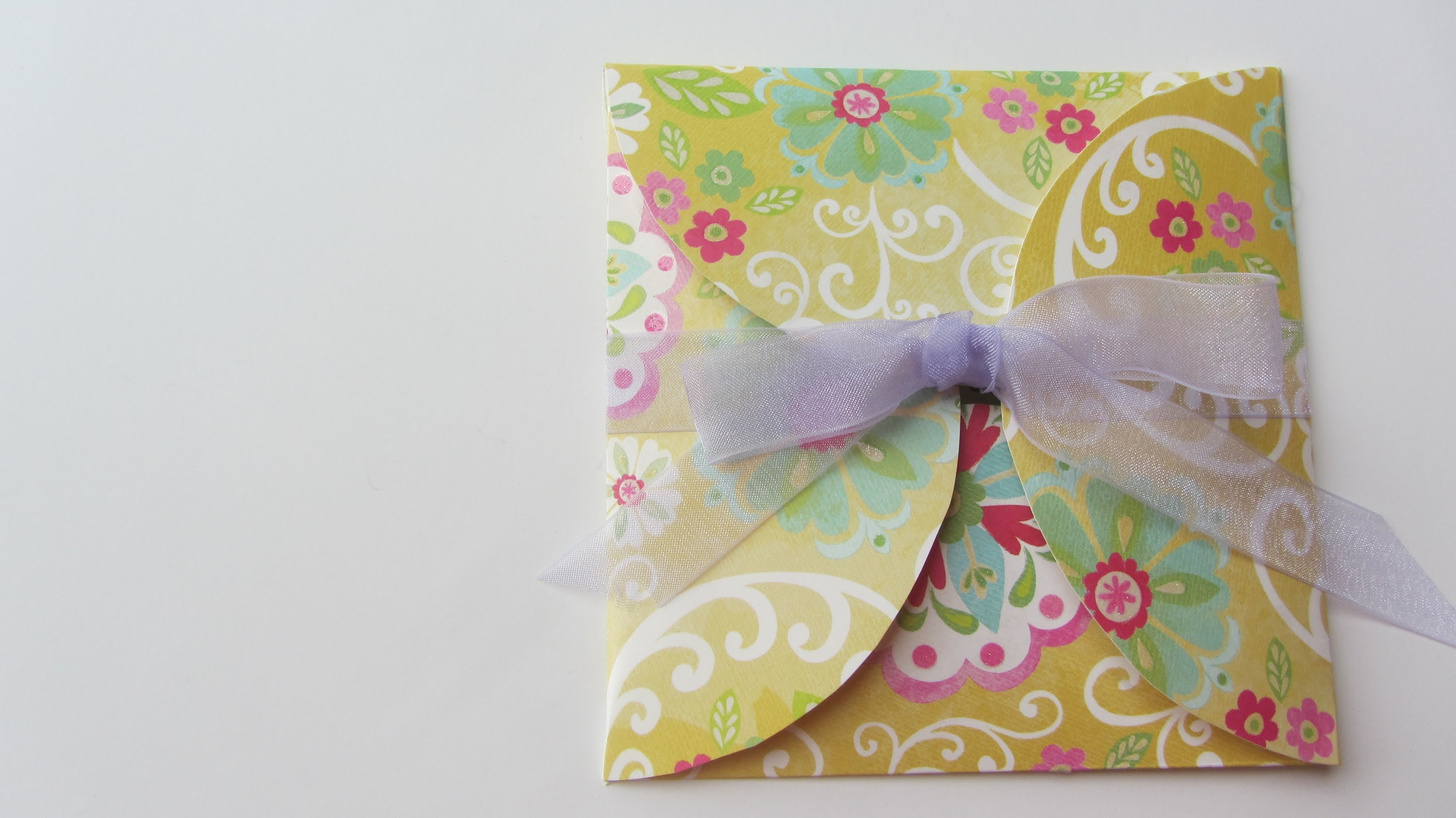 Make Your Own Envelopes Using This Unexpected Household Item DIY Joy - Make your own envelope template
