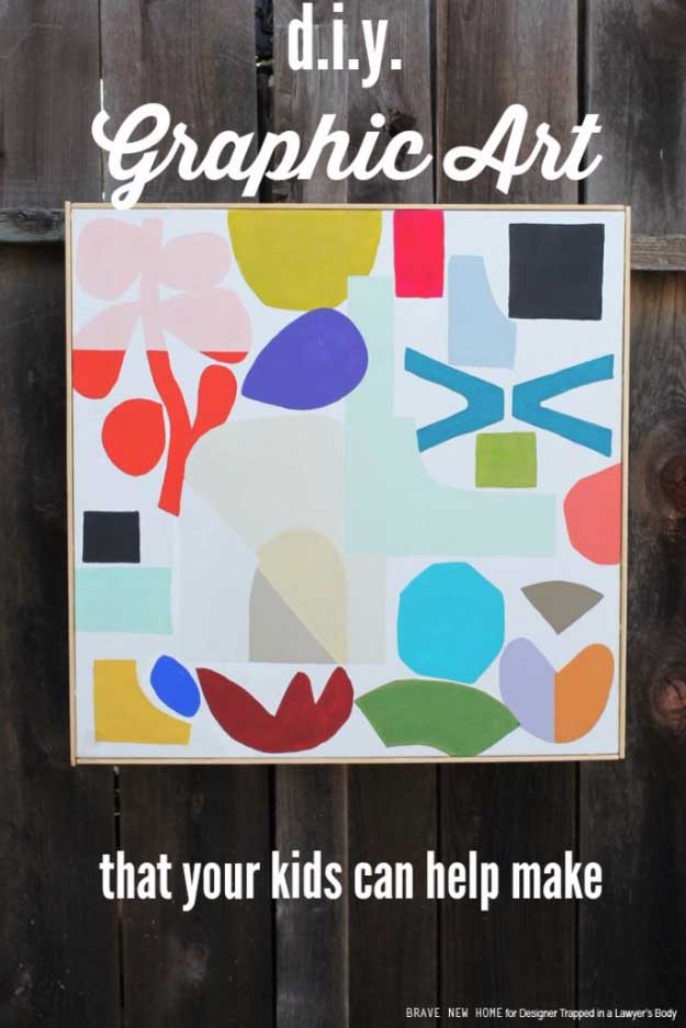 27 MORE Expensive Looking DIY Gifts. Crafts and DIY Gift Ideas for Him, for Her, for Family and Friends. Perfect for Birthday, Christmas, Mom and Dad. | Graphic Art Print | http://diyjoy.com/homemade-diy-gifts-pinterest