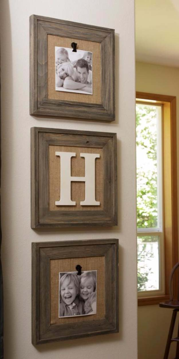 DIY Projects With Burlap And Creative Crafts For Home Decor Gifts More