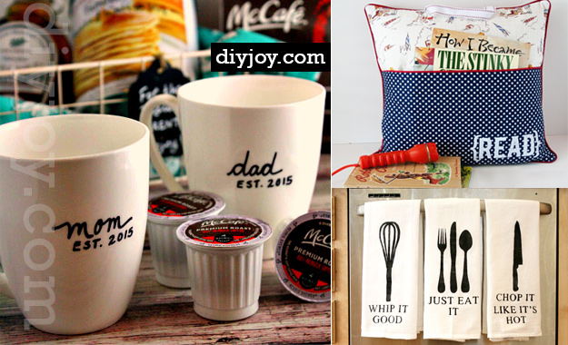 - Awesome DIY Gift Ideas Mom And Dad Will Love