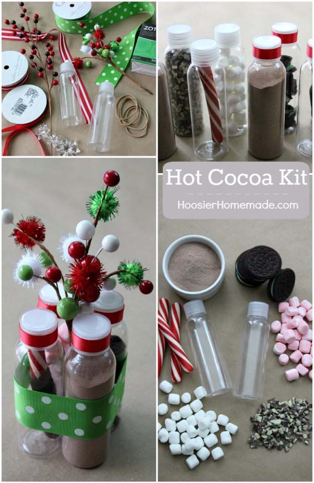 DIY Gifts for Your Parents | Cool and Easy Homemade Gift Ideas That Mom and Dad Will Love | Creative Christmas Gifts for Parents With Step by Step Instructions | Crafts and DIY Projects by DIY JOY | Hot Cocoa Kit #diy #diygifts #christmasgifts