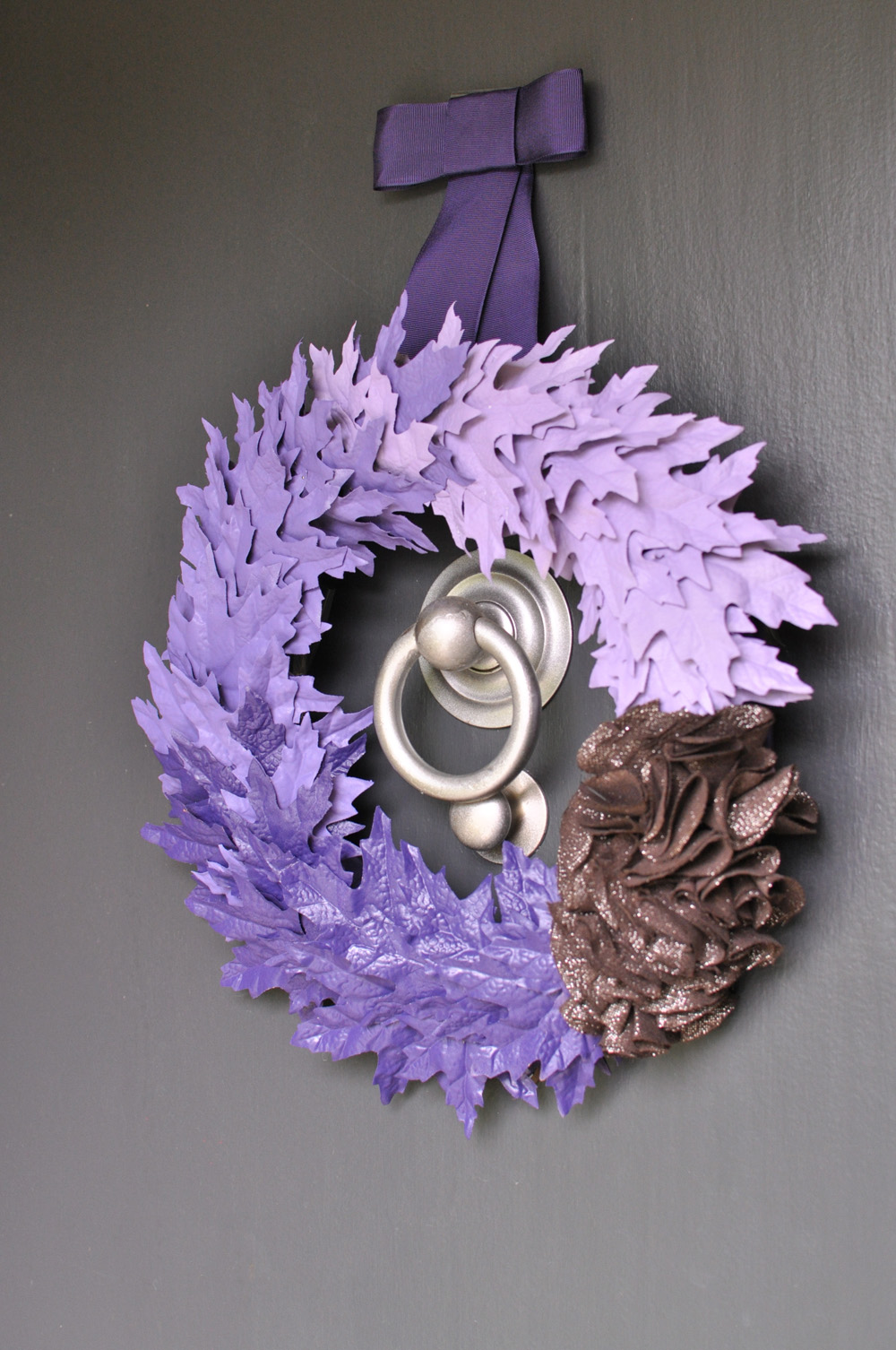 26 most beautiful diy holiday wreaths ever diy joy - Awesome christmas wreath with homemade style ...