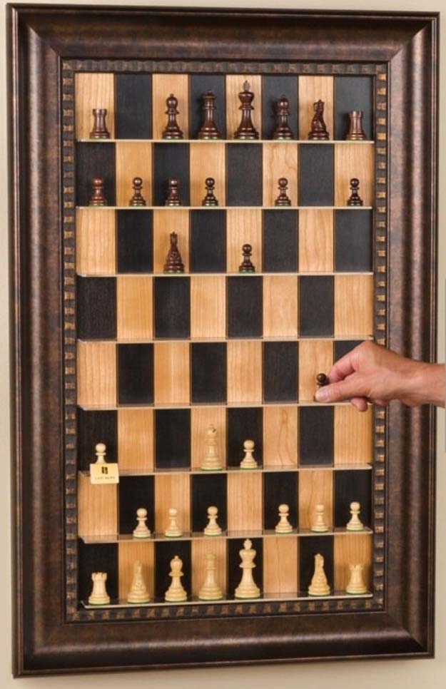 DIY Gifts for Your Parents | Cool and Easy Homemade Gift Ideas That Mom and Dad Will Love | Creative Christmas Gifts for Parents With Step by Step Instructions | Crafts and DIY Projects by DIY JOY | Vertical Chess Set #diy #diygifts #christmasgifts