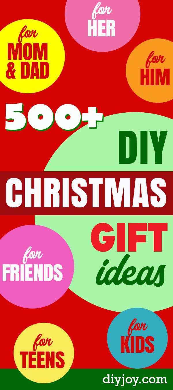 Best Diy Christmas Gifts Diy Joy
