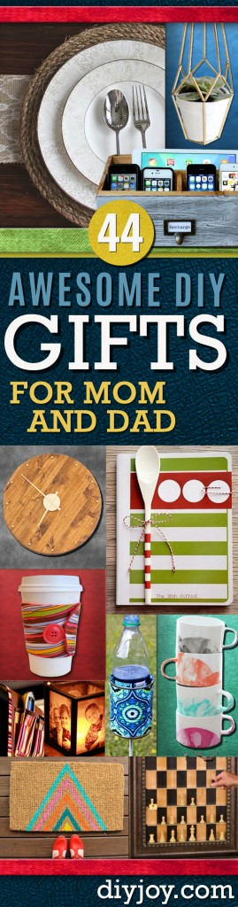 awesome diy gift ideas mom and dad will love diy joy. Black Bedroom Furniture Sets. Home Design Ideas