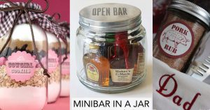 53 Gifts In A Jar | Mason Jar Gift Ideas