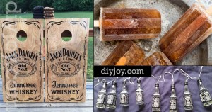 33 Brilliantly Creative DIY Ideas Inspired by Jack Daniels
