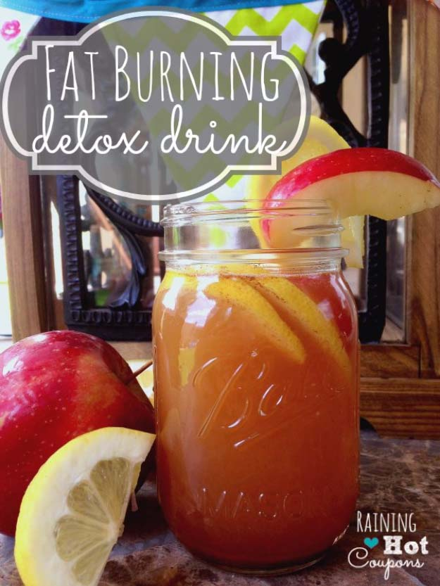 31 Detox Water Recipes for Drinks To Cleanse Skin and Body. Easy to Make Waters and Tea Promote Health, Diet and Support Weight loss | Fat Burning Detox Drink Recipe To Lose Weight - Drink Recipe #detox #recipes #detoxwater #healthy