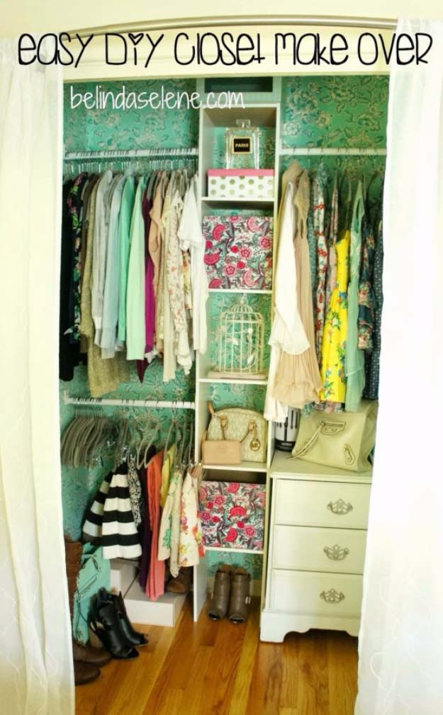 31 closet organizing hacks and organization ideas diy joy