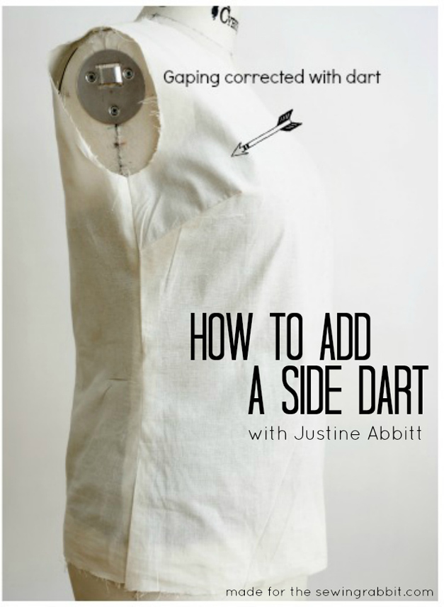 DIY Hacks for Ruined Clothes. Awesome Ideas, Tips and Tricks for Repairing Clothes and Removing Stains in Clothing | How to fix Armhole Gape
